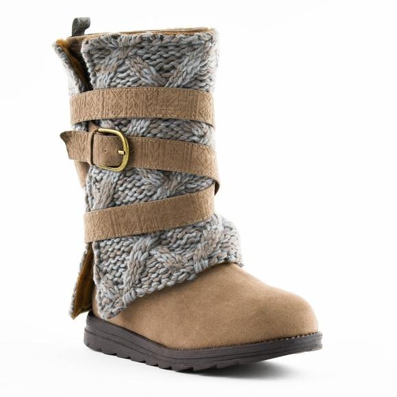 SALE!! Muk Luks Women s Nikki Fashion Winter Boots 85e9ad1db